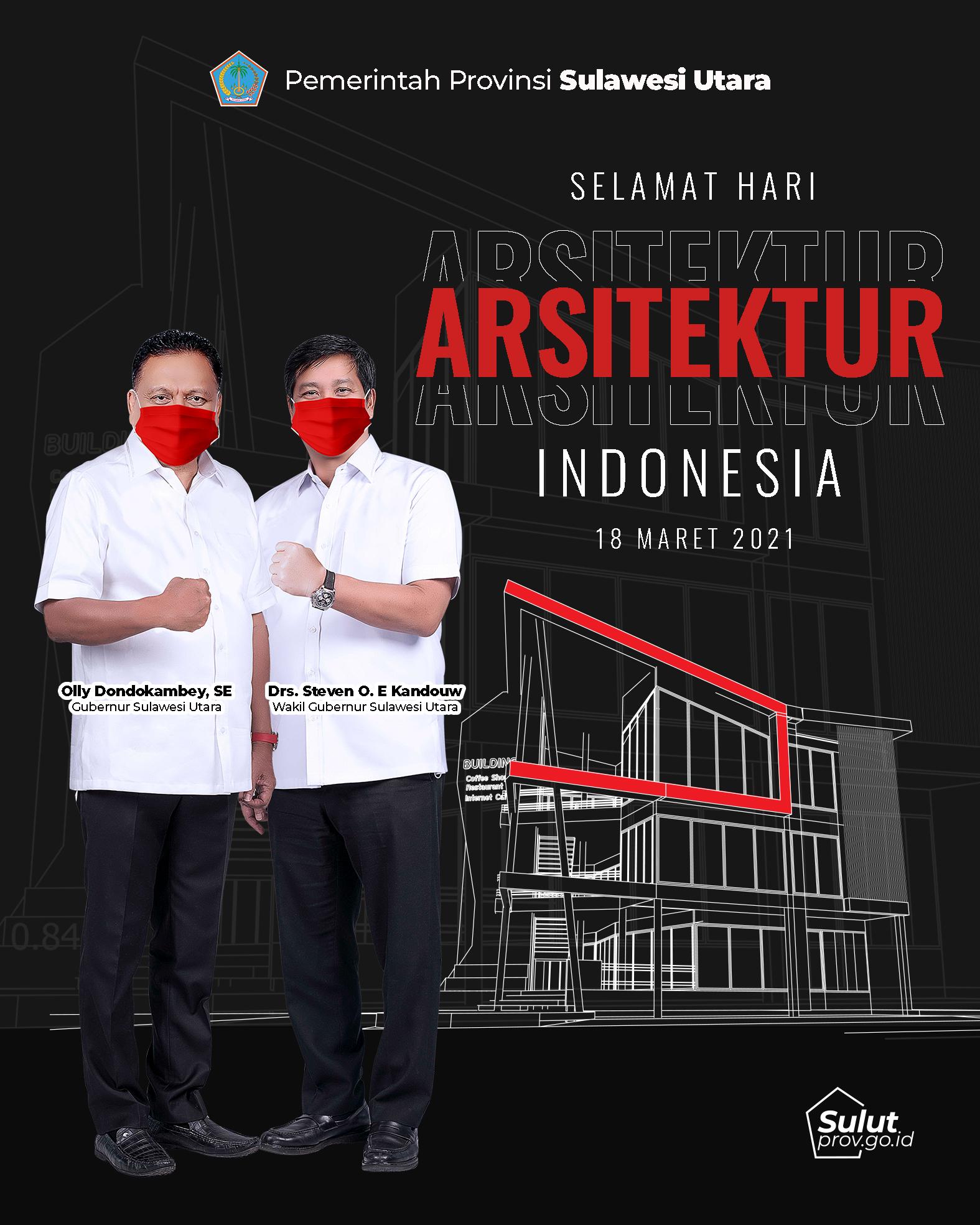 Selamat Hari Arsitektur Indonesia